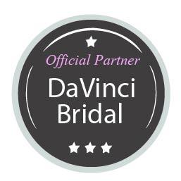 #DaVinci #DaVinciBridalOfficialPartner